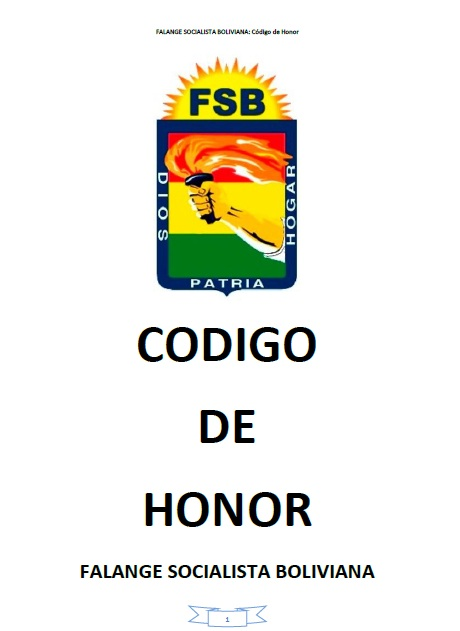 Codigo de Honor FSB