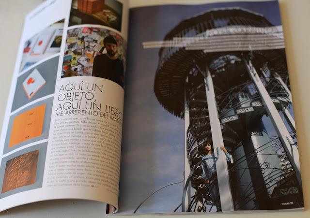Royal Caballito in Tendencias Magazine