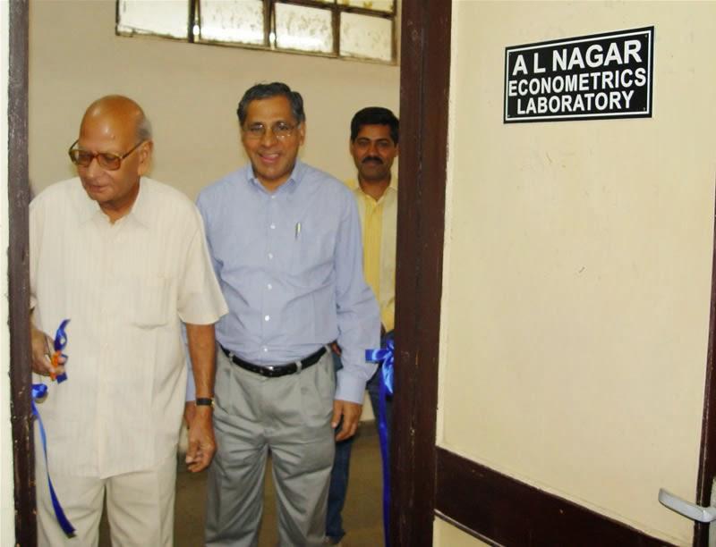 Death of A. L. Nagar