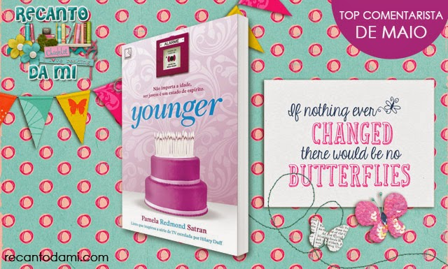 Promoção Younger - Pamela Redmond Satran