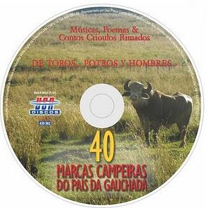 40 Marcas Campeiras do País da Gauchada