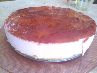tarta de queso Dr-peligro