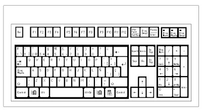 TECLADO DE PC