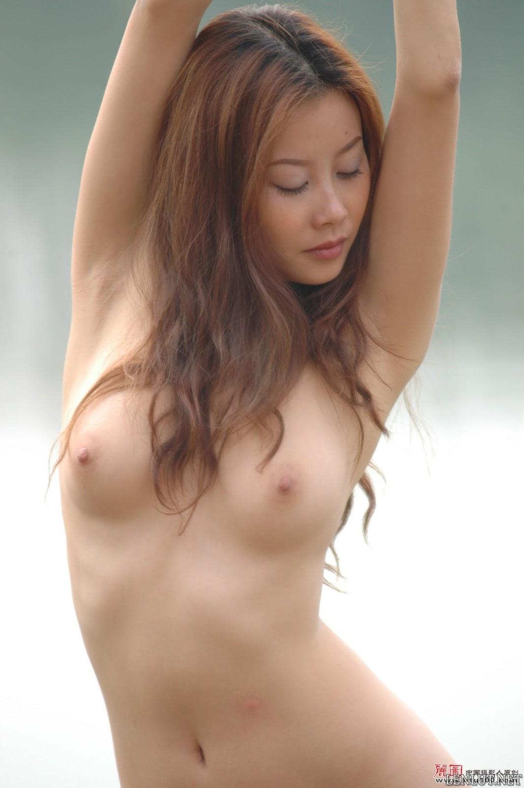 05 Ảnh nude người mẫu Trung Quốc