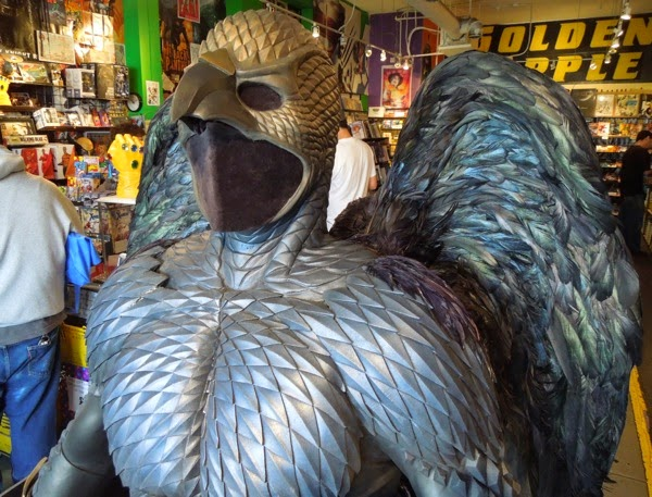Birdman film costume