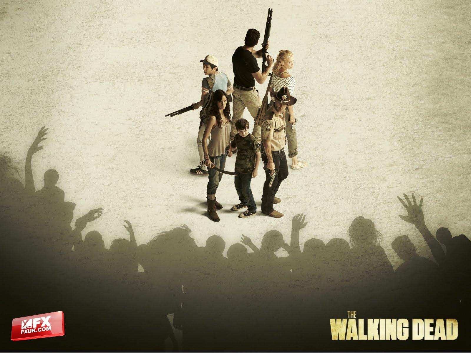 The Walking Dead Duvar Kağıdı 6