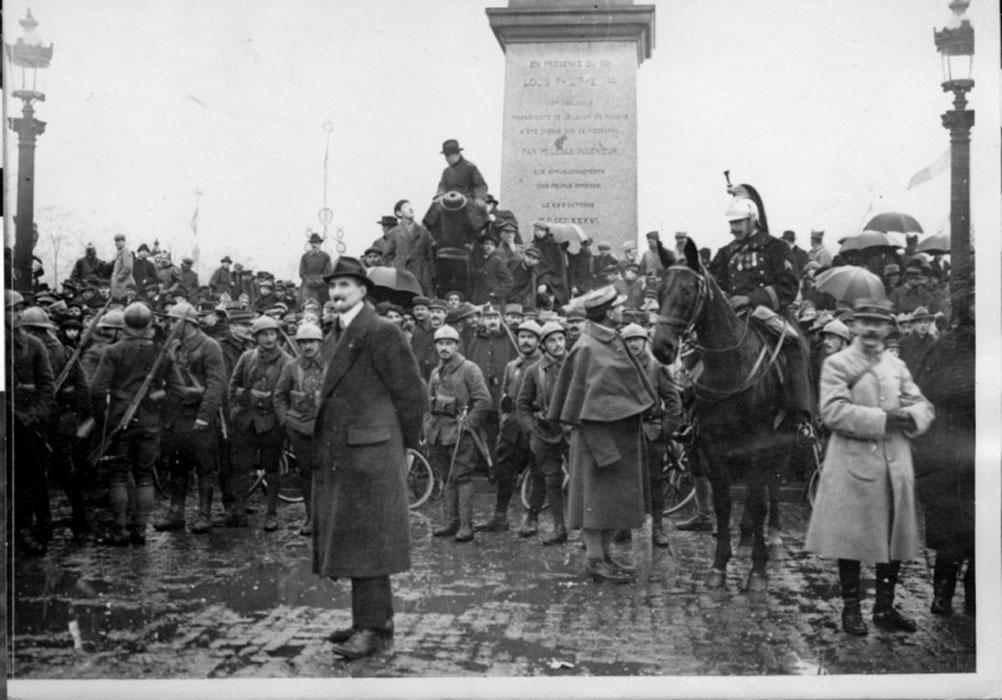 1918 l 39 armistice paris paris unplugged for Salon a paris en novembre