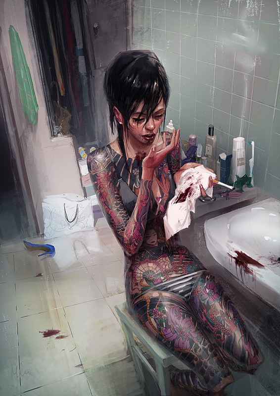 Michal Lisowski. Ilustración | Illustration