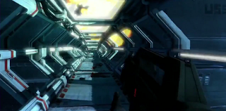 Aliens Colonial Marines Skybridge