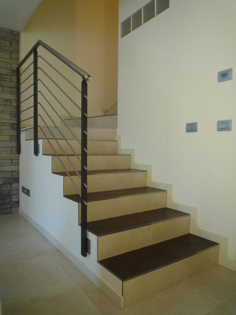 Molto Scale moderne: scale da interno, scale moderne ,scale in ferro  IR93