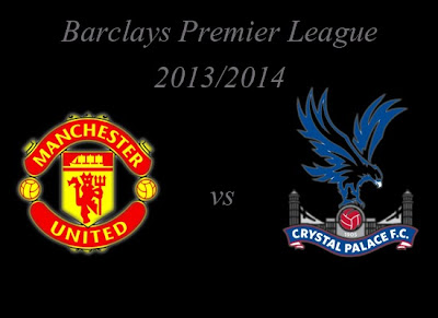 Manchester United vs Crystal Palace Premier league 2013