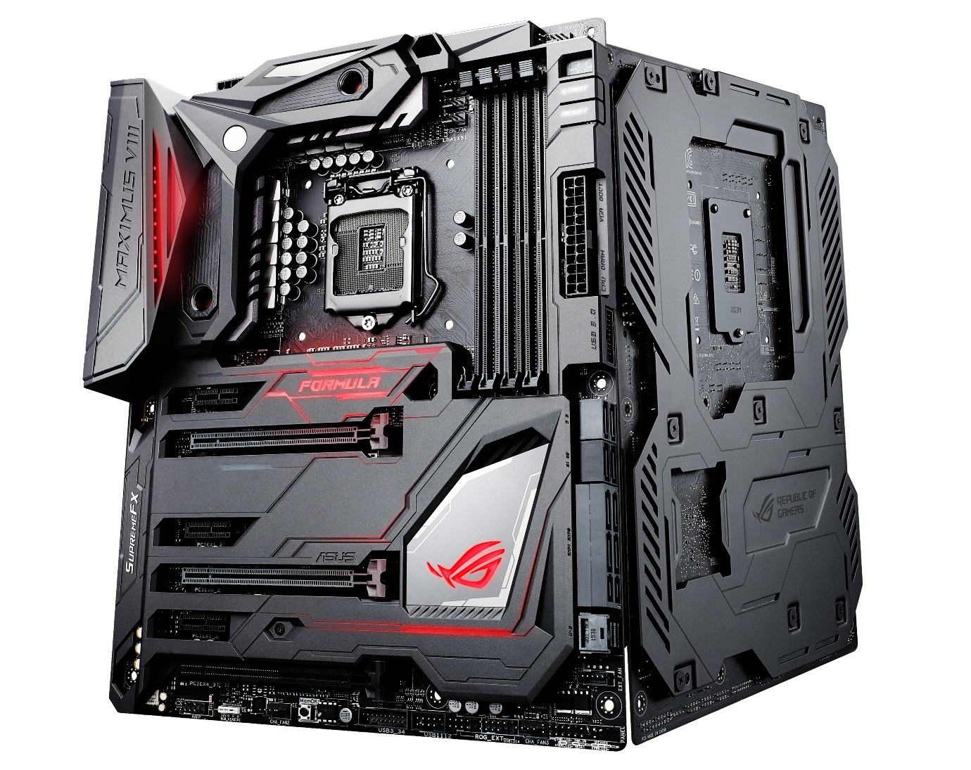 Best-in-class cooling