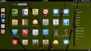 Instalar Gnome Shell en Ubuntu 12.10, Gnome shell en ubuntu, configurar ubuntu 12.10