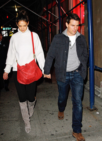 Celebrity Nude Fake: Katie Holmes and Tom Cruise Go to a