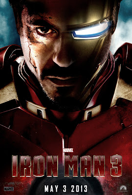 Iron Man 3 (2013) [Dvdrip] [Latino] [1 Link]