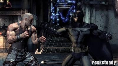 Batman Arkham Asylum - Pc Game