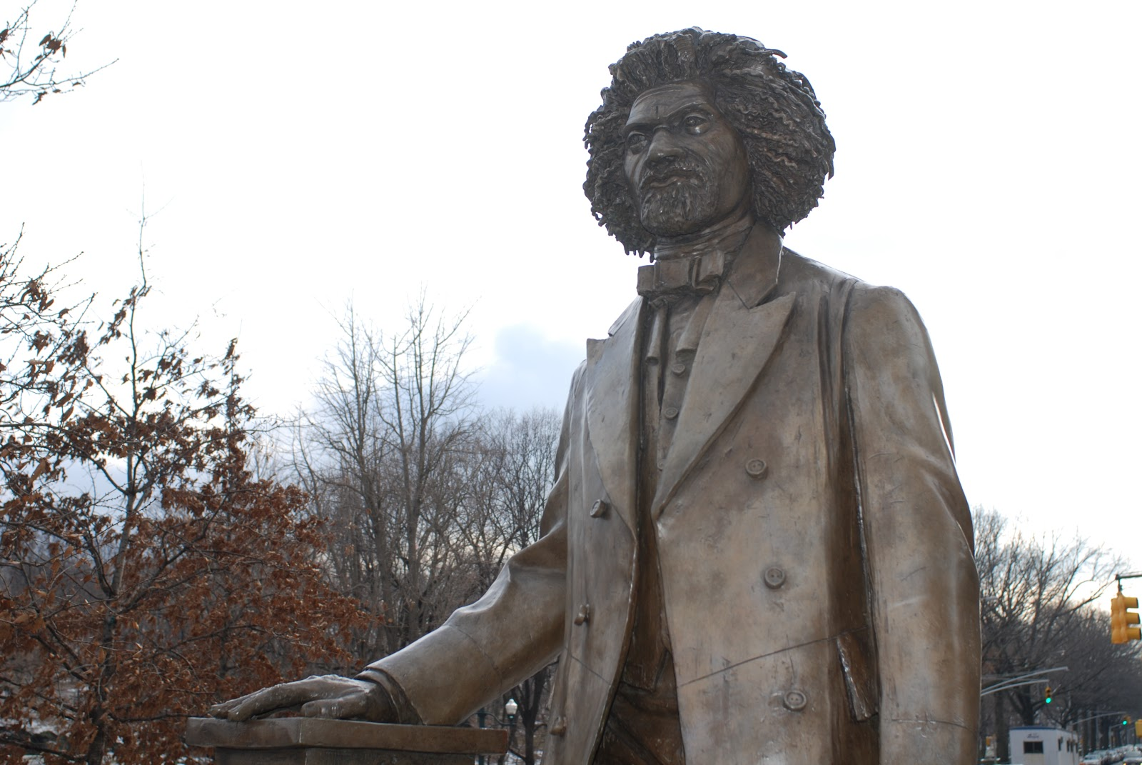 frederick douglass how i learned to Leaders can learn a lot about vision, recognition, and courage from abolitionist  frederick douglass.