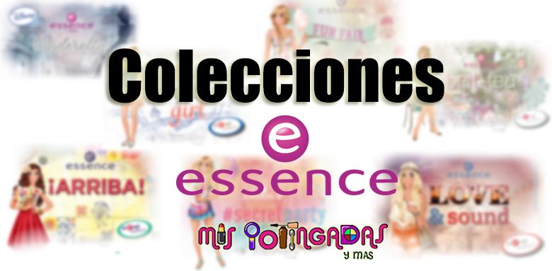 Colecciones Essence | Marzo 16