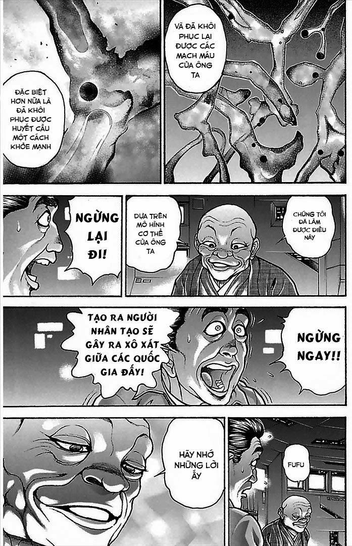 Baki Dou chap 4 Trang 29 - Mangak.info