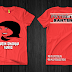 T-Shirt Polos Depan Belakang dan Download