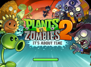 Free Download Games PC : Plants vs Zombie 2