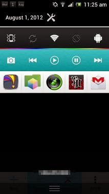 1Tap Quick Bar -Quick Settings apk - Screenshoot