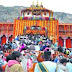 Badrinath shrine closed for winters