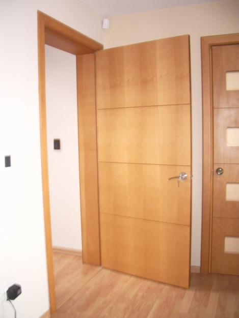 Bricolage trabajos en madera puertas principales tambi n for Modelo de puertas para habitaciones modernas