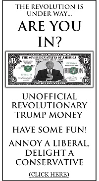 Political Funny Money
