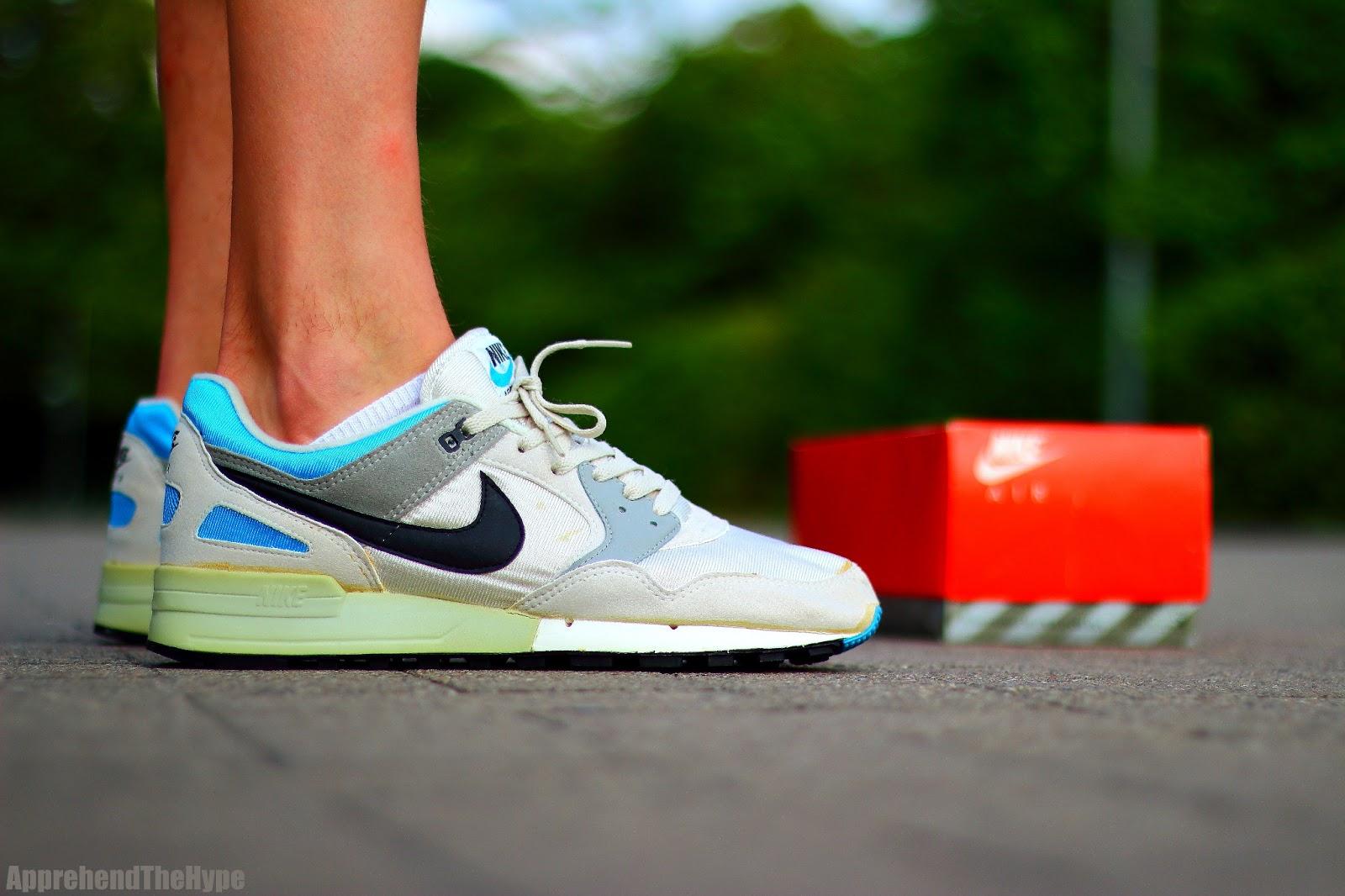 best sneakers 52d33 9d7e2 Nike Air Pegasus 89 - OG Blue