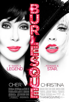 Watch Burlesque 2010 BRRip Hollywood Movie Online | Burlesque 2010 Hollywood Movie Poster