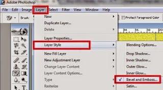 gambar desain layer