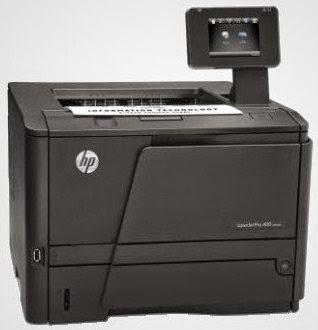 HP LaserJet Pro 400 M410dn Printer Drivers Download