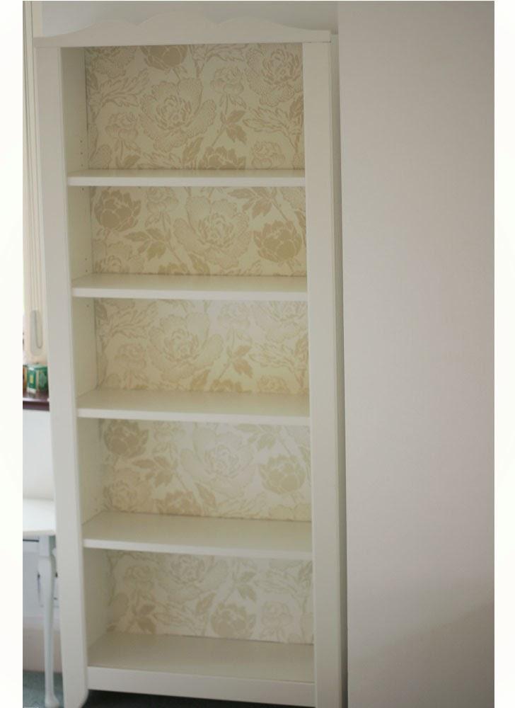 El recuperarte de min ideas forrar estantes con papel - Forrar muebles con papel pintado ...