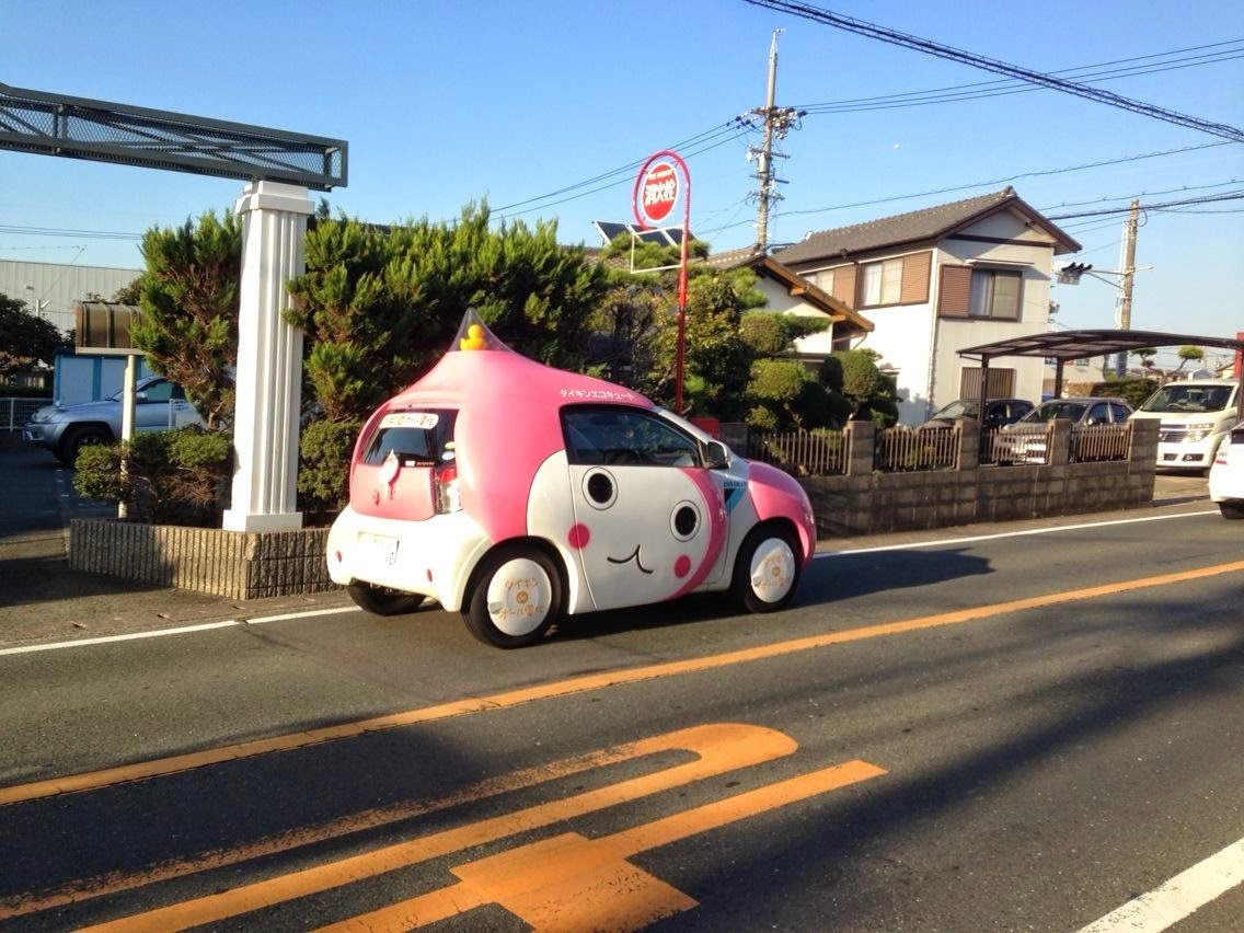 These Cute Micro Kei Cars Are All The Rage In Japan ... - photo#29