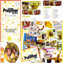 "Order From Polymer to Art ""Yellow"""