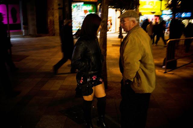 prostitutas en la calle montera videos prostitutas españa