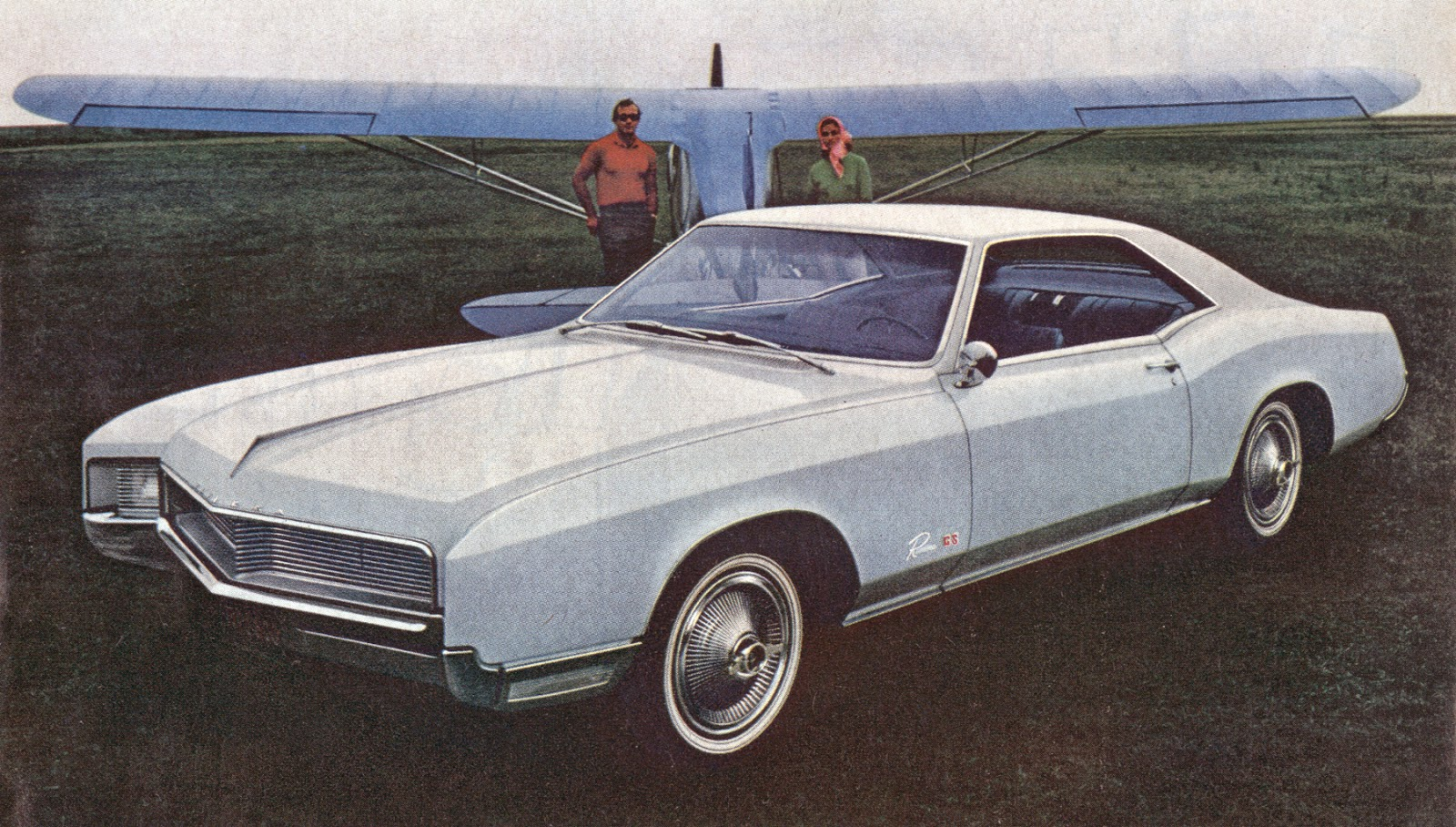 Ghost Car Series: 1965 1966 Buick Riviera GS Dual Quad