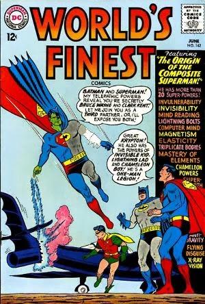 World's Fines Comics #142 image pic
