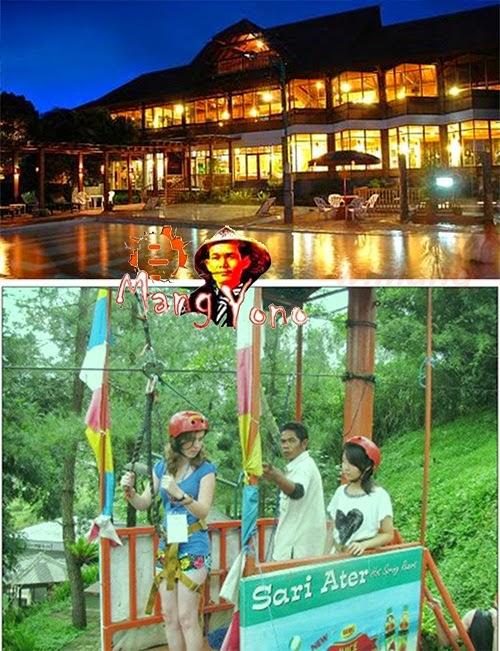 Wisata Sari Ater Subang, Jawa Barat