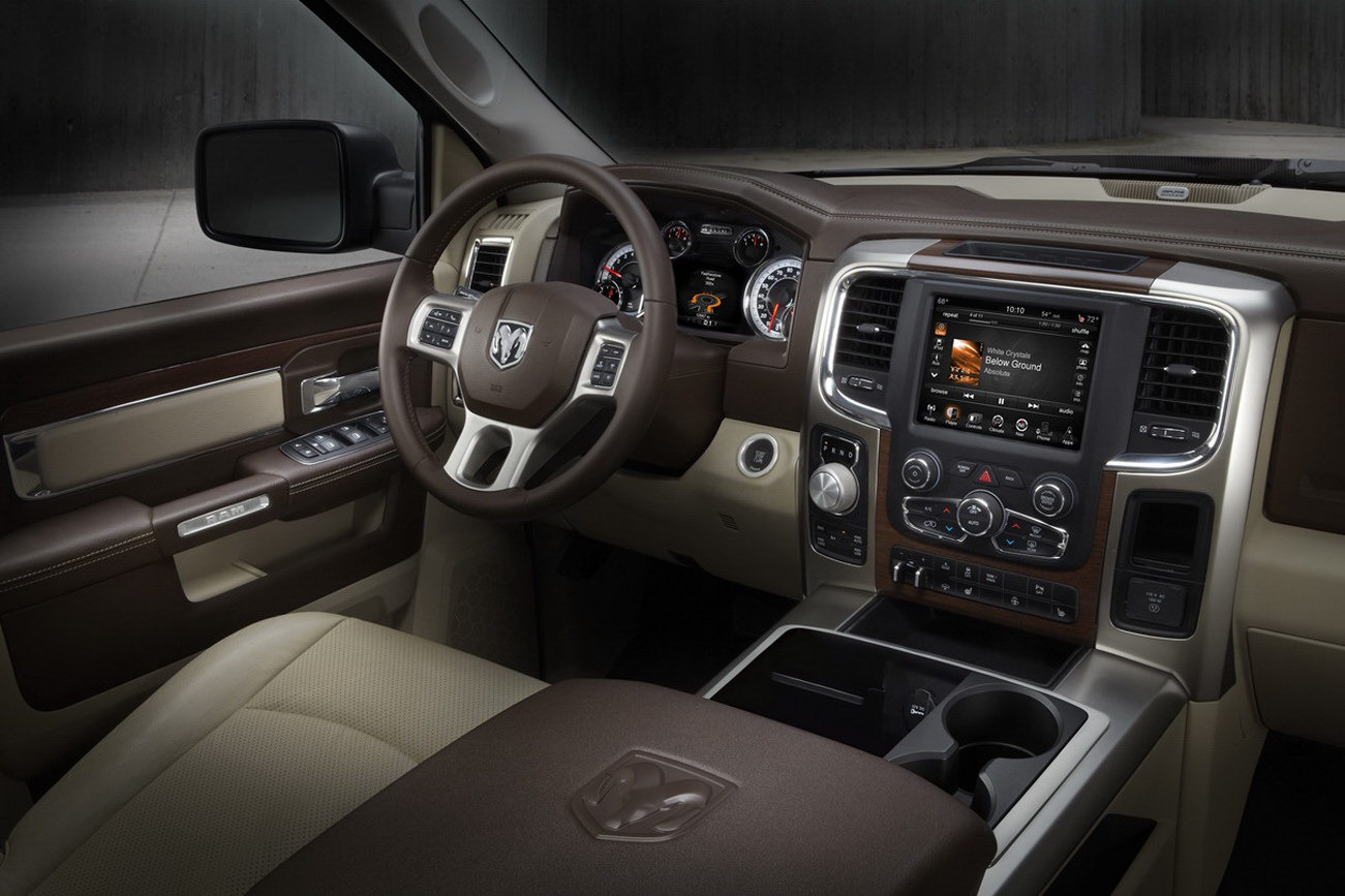 2013 Dodge Ram 1500 Interior
