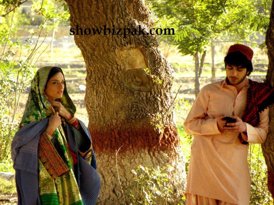 Pakistani Showbiz : Ab... Imran Abbas And Sadia Khan