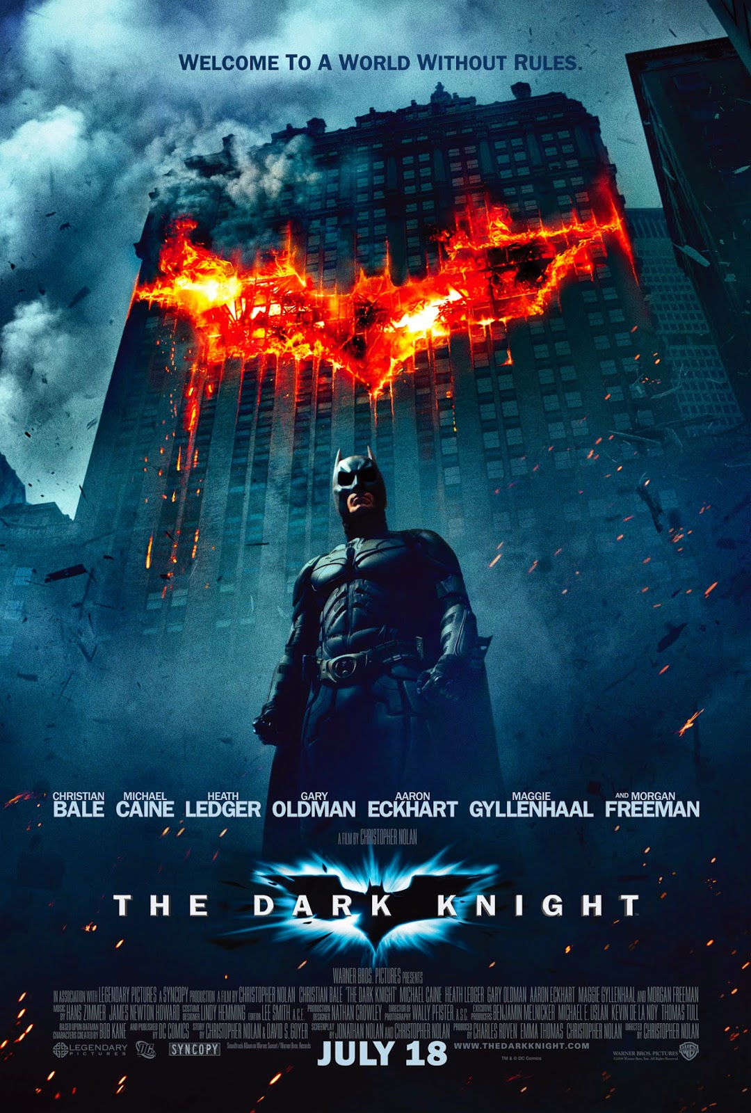 20 Hal Yang Kamu Tidak Ketahui Tentang Batman
