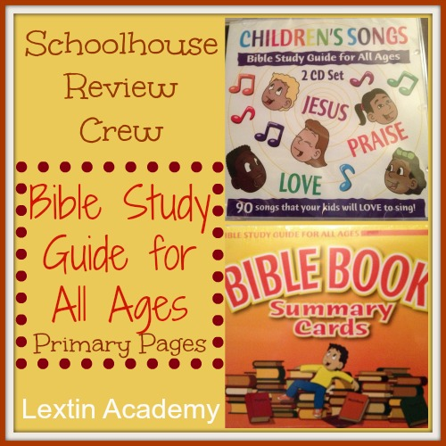 Bible Study Guide For All Ages Reviews - Homeschool ...