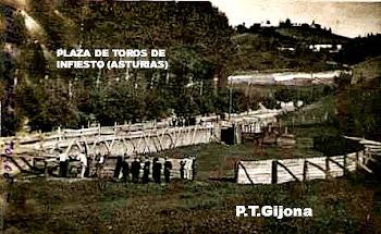 PLAZA DE TOROS DE INFIESTO