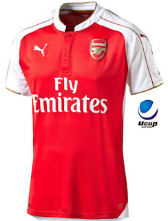 Arsenal Home 2015-2016