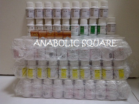 ANABOLIC SQUARE | The Most Complete STEROID SHOP in