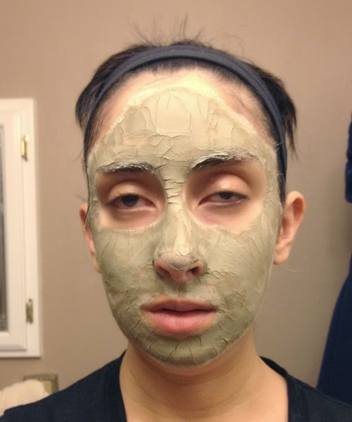 Clay Mask Dried Up :: The Acne Experiment