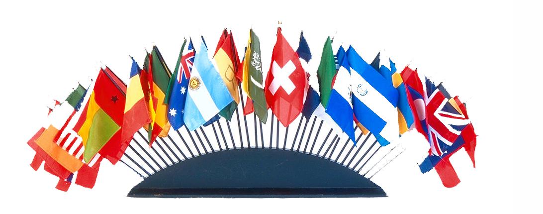 Bilderesultat for band of international flags