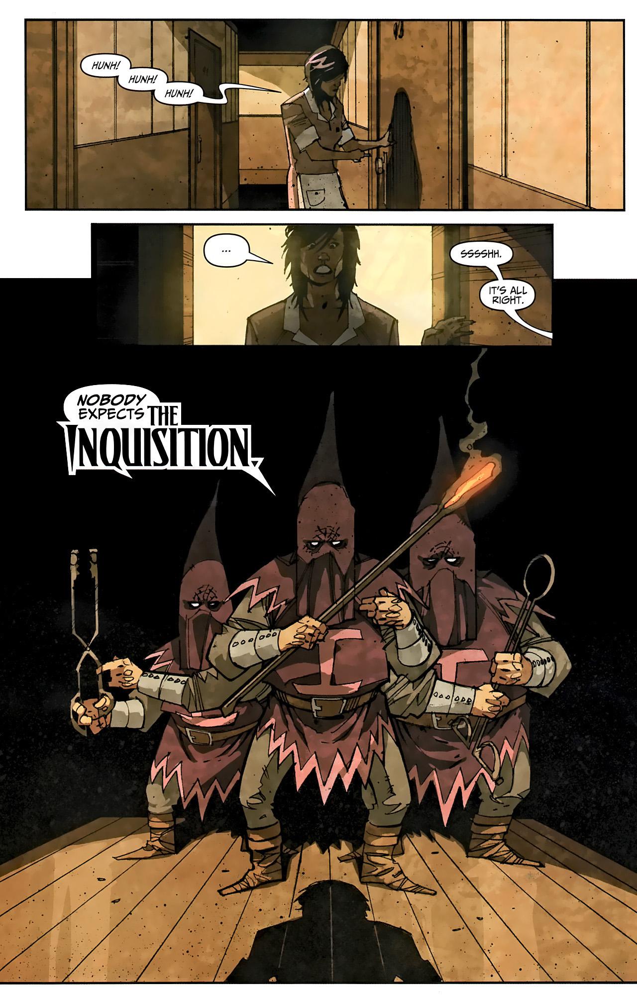 Read online Taskmaster (2010) comic -  Issue #1 - 19